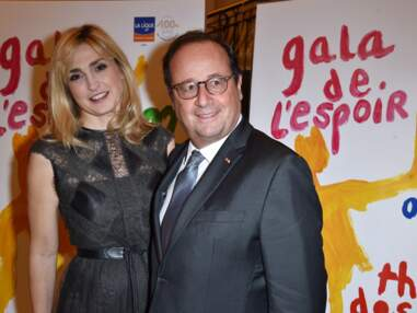 PHOTOS - Julie Gayet et François Hollande tout sourire… le couple plus radieux que jamais