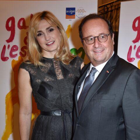 PHOTOS – Julie Gayet et François Hollande tout sourire… le couple plus radieux que jamais
