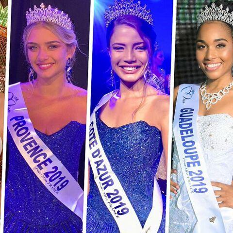 PHOTOS – Miss France 2020: qui sont les 30 candidates?
