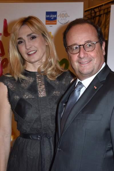 La soirée caritative a eu lieu le 22 octobre au Théâtre des Champs-Elysées à Paris