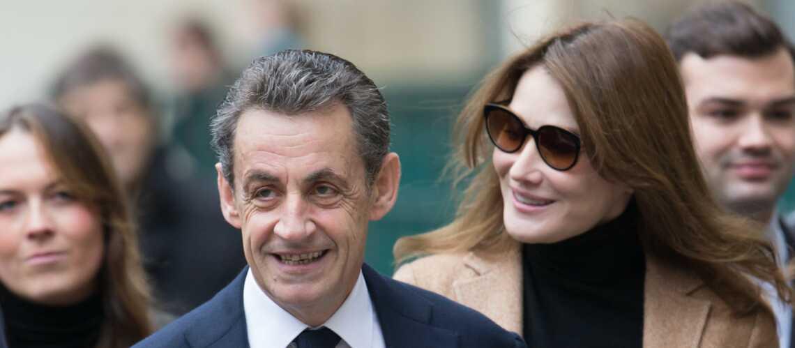 Nicolas et Carla Sarkozy : cette seule photo de mariage jamais publiée - Gala