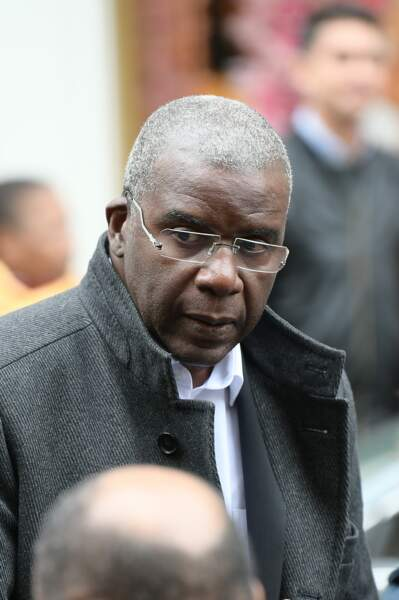 Jacques Martial ne pouvait louper l'enterrement de son frère