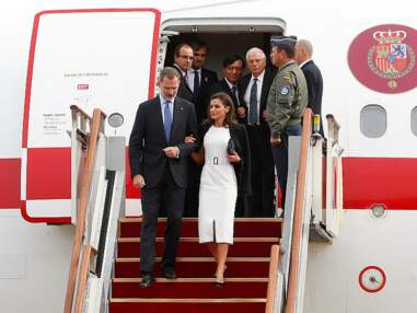 Letizia d'Espagne : reine du style en Corée