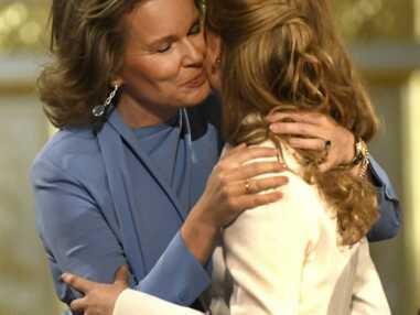Mathilde de Belgique, émue aux larmes pour les 18 ans de sa fille Elisabeth