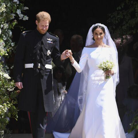 La robe de mariée de Meghan Markle inspirée… d'un film avec Jennifer Lopez?