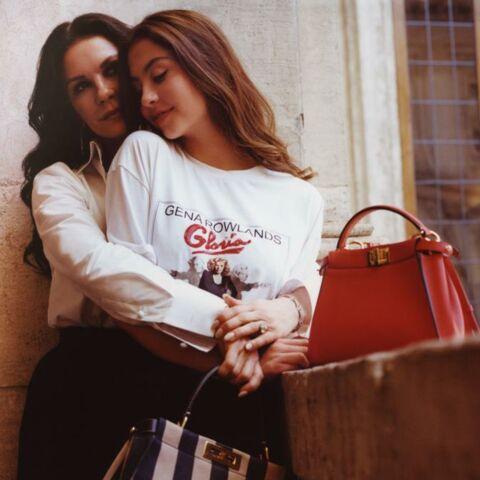 PHOTOS – Catherine Zeta-Jones et sa fille Carys posent pour la première fois ensemble: la ressemblance est frappante