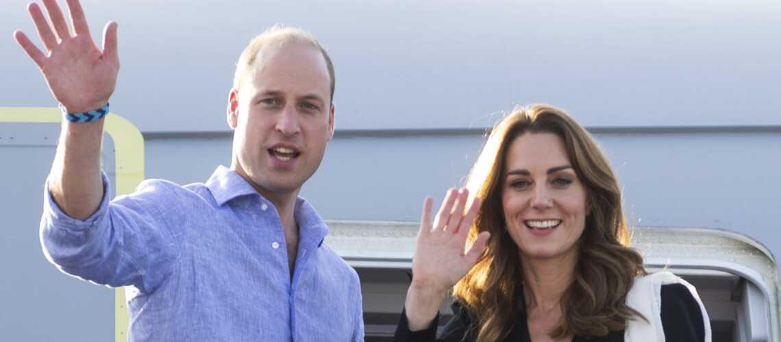 Prince William : sa réaction très étonnante lors de son vol catastrophe avec Kate Middleton