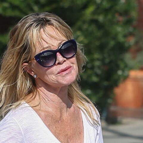 PHOTOS – Melanie Griffith, 62 ans, pose en lingerie: ses fans sous le charme!