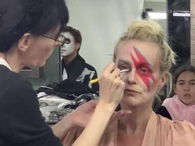 PHOTOS - La transformation de Laeticia Hallyday pour Halloween !