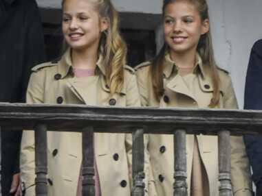 Sofia et Leonor d'Espagne