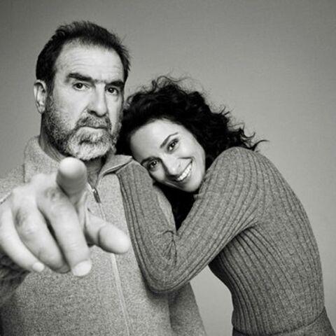 Eric Cantona et Rachida Brakni: ils lancent en amoureux leur marque de cosmétiques!
