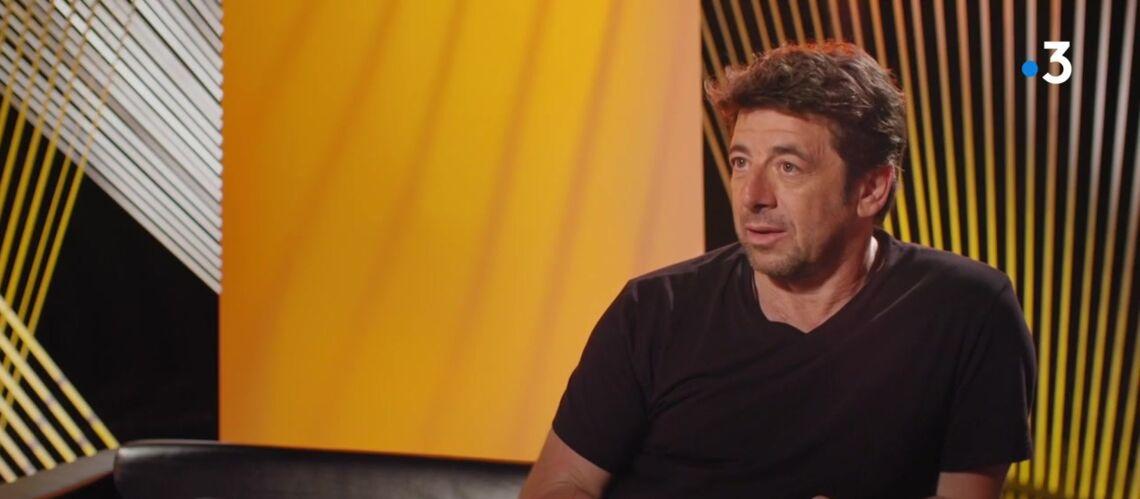 VIDEO – « Une discussion violente » : le jour où Patrick Bruel a renoué avec son père