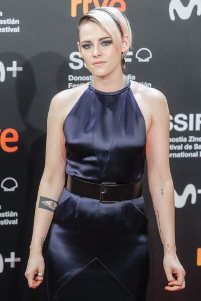 Kristen Stewart a opté pour une coupe courte grunge