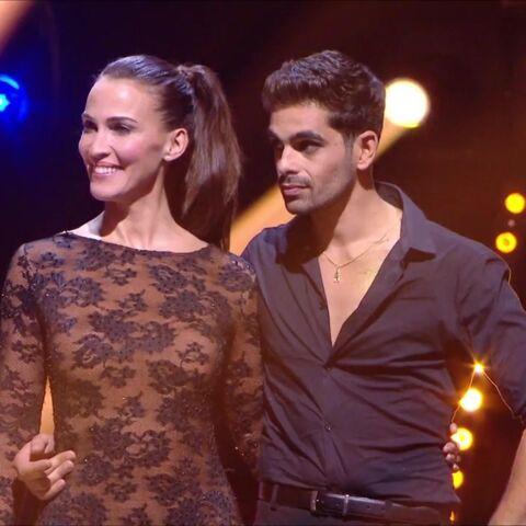 PHOTOS – Danse avec les stars: Linda Hardy très sexy dans une tenue transparente pour ses adieux