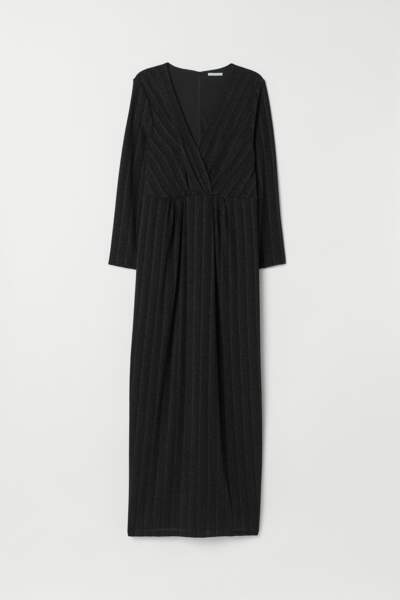 Robe cache cœur en polyester, 39,99 €, H&M