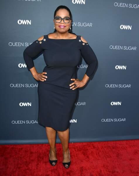 Oprah Winfrey, la célèbre journaliste américaine mise sur des soins à la féminité exacerbée