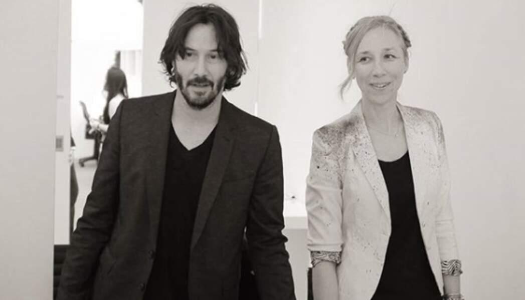 Keanu Reeves et Alexandra Grant ont publié un second ouvrage, Shadows, en 2016