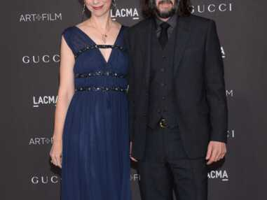 PHOTOS - Keanu Reeves présente Alexandra Grant, sa nouvelle petite-amie