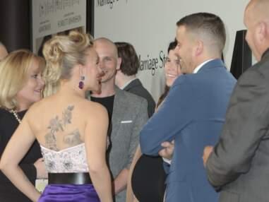 Scarlett Johansson et son tatouage