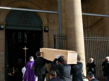 PHOTOS - Obsèques de Marie Laforêt : famille et amis réunis pour un ultime hommage