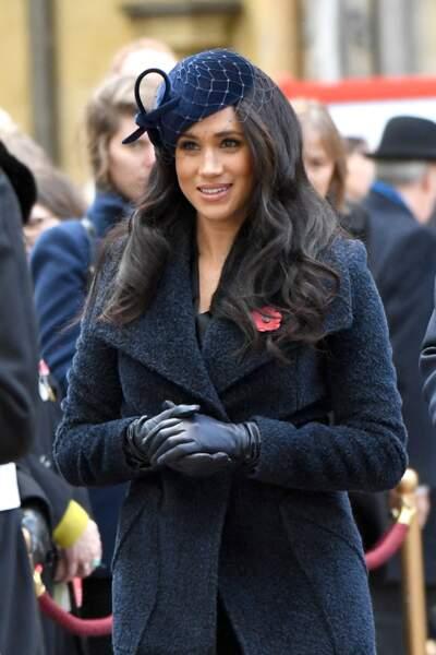 Meghan Markle et le prince Harry sont attendus pour d'autres cérémonies ce week-end où ils retrouveront Kate Middleton et le prince William