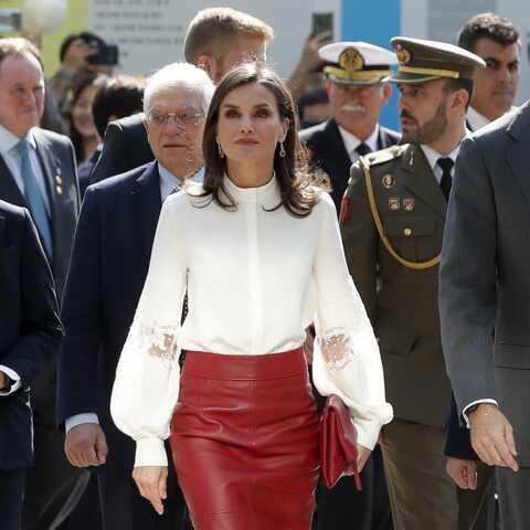 PHOTOS – Letizia d'Espagne, Meghan Markle, Kate Middleton: elles portent les mêmes tenues!