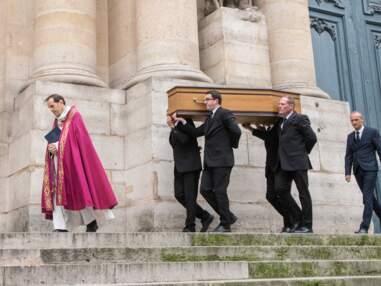 PHOTOS - Obsèques de Pascale Roberts : ses amis sont venus lui rendre un dernier hommage