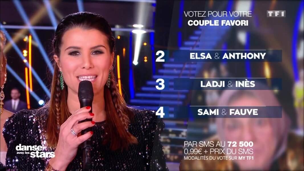 Karine Ferri était radieuse ce jeudi 7 novembre sur TF1