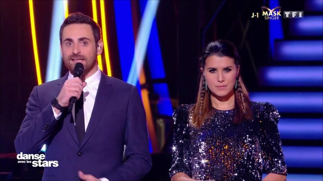 Karine Ferri a sorti sa plus belle robe dans Danse avec les stars