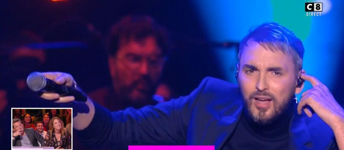VIDEO – Christophe Willem : ce grand moment de solitude lors des Victoires du Jazz