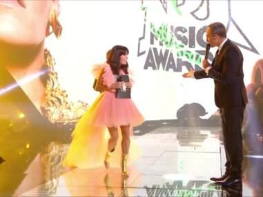 PHOTOS - Le look excentrique de Jenifer aux NRJ Music Awards