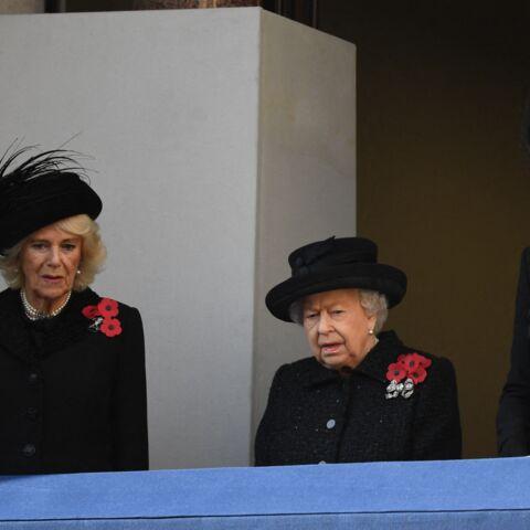 PHOTOS – Kate Middleton ou Meghan Markle: leur duel à distance sur deux balcons pour le Jour du souvenir