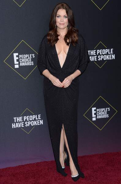 L'actrice Bellamy Young lors des People's Choice Awards 2019