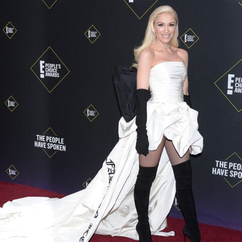 PHOTOS – Kim Kardashian, Gwen Stefani : les plus beaux looks des People's Choice Awards
