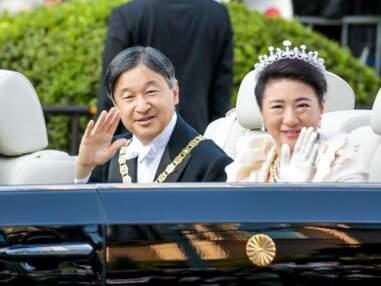 PHOTOS - Naruhito et Masako ont défilé à Tokyo pour l'intronisation de l'empereur