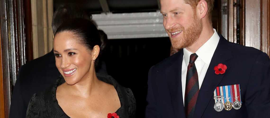 Meghan Markle et Harry provoquent la reine au sujet de Noël