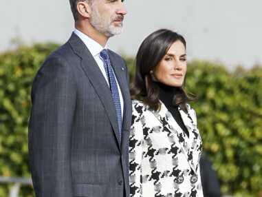 PHOTOS - Historique ! Letizia et Felipe d'Espagne ont posé les pieds à Cuba