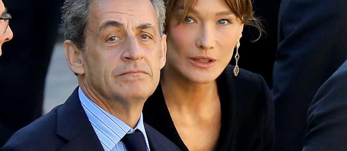 Nicolas Sarkozy et Carla Bruni ont parlé mariage et bébé dès le soir de leur rencontre