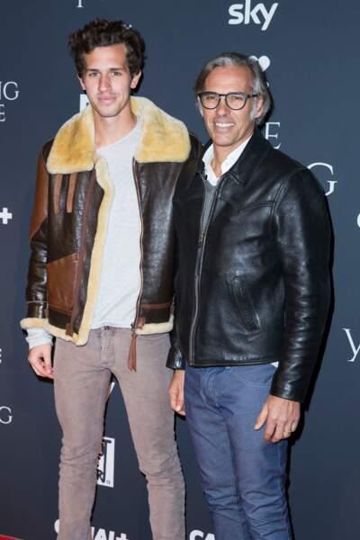 Victor Belmondo ressemble beaucoup  à son père Paul Belmondo tout comme à son grand-père, Jean-Paul Belmondo.