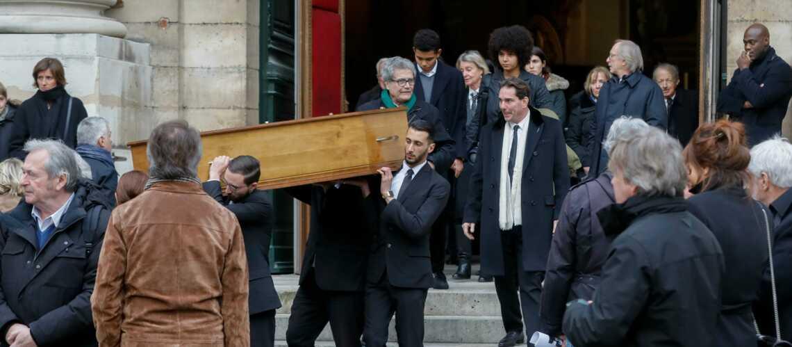 Le beau geste de Laeticia Hallyday pour Sébastien Farran aux obsèques de son père