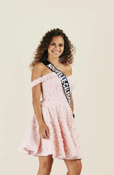 Miss Nouvelle-Calédonie 2019 : Anaïs Toven
