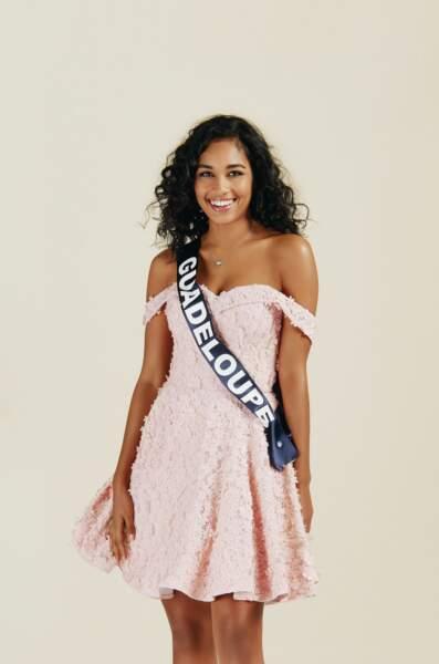 Miss Guadeloupe 2019 : Clémence Botino