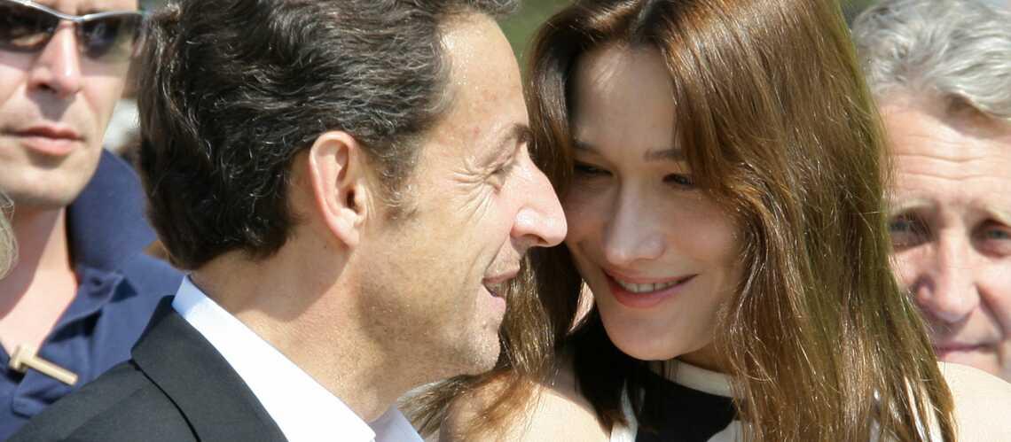 Nicolas Sarkozy et Carla Bruni : cette scène de drague surréaliste qui a laissé bouche bée leurs proches