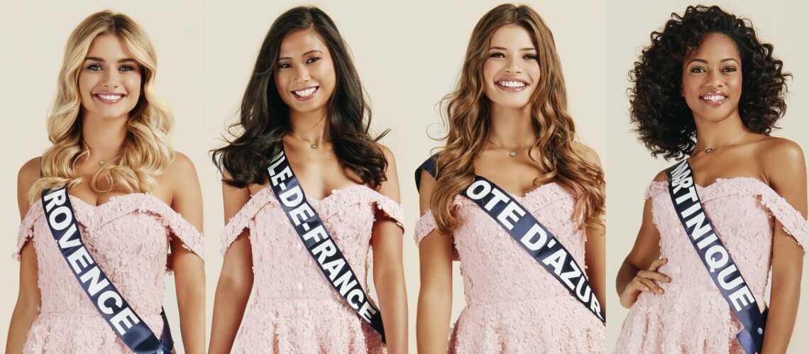 PHOTOS – Miss France 2020 : découvrez les portraits officiels des 30 candidates