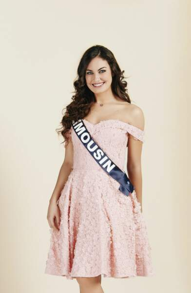 Miss Limousin 2019 : Alison Salapic