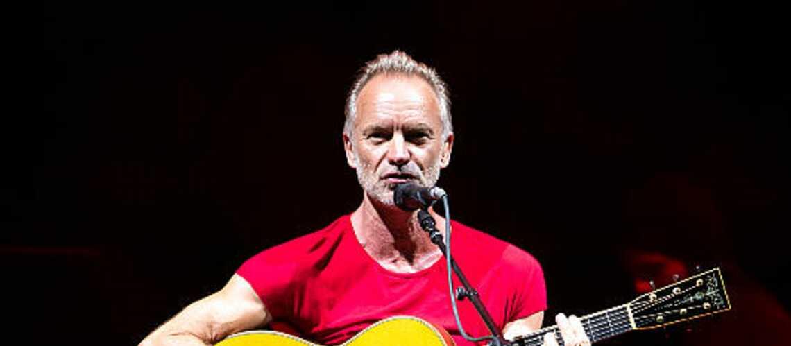 Sting amoureux de la France : ce concert dans un lieu mythique et inédit!