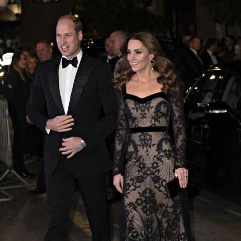 William aux petits soins pour Kate Middleton: ils multiplient les gestes tendres