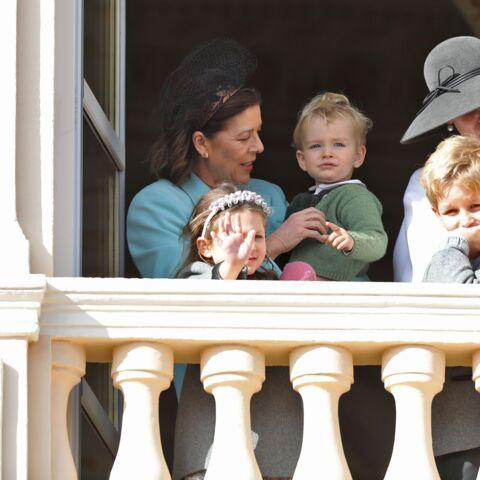 PHOTOS – Caroline de Monaco, grand-mère comblée: elle ne quitte pas les enfants d'Andrea et Pierre Casiraghi