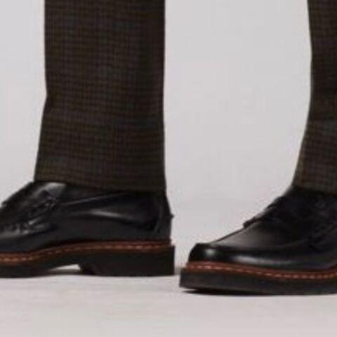 PHOTOS – Mode homme: comment porter le mocassin, la chaussure tendance de l'hiver?