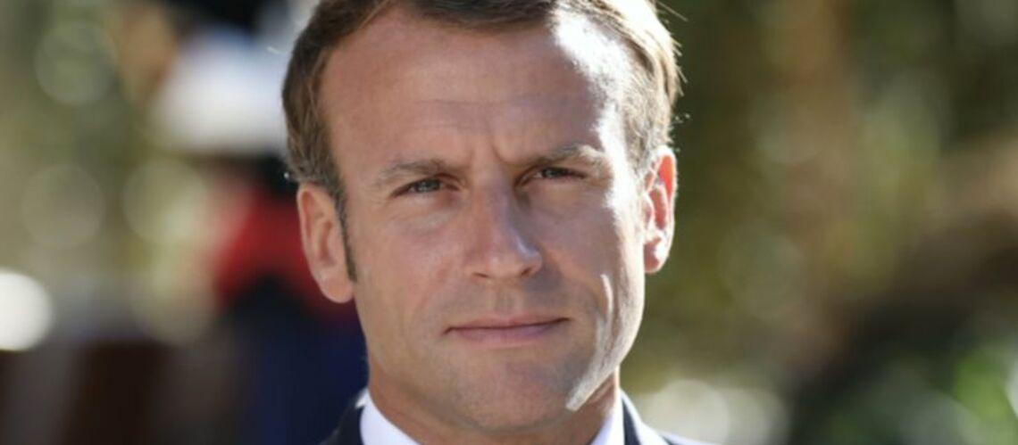 Emmanuel Macron audacieux : cette scène improbable en pleine nuit au Panthéon